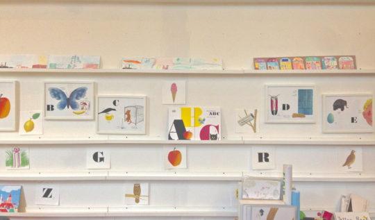Libreria MUBA museo dei bambini