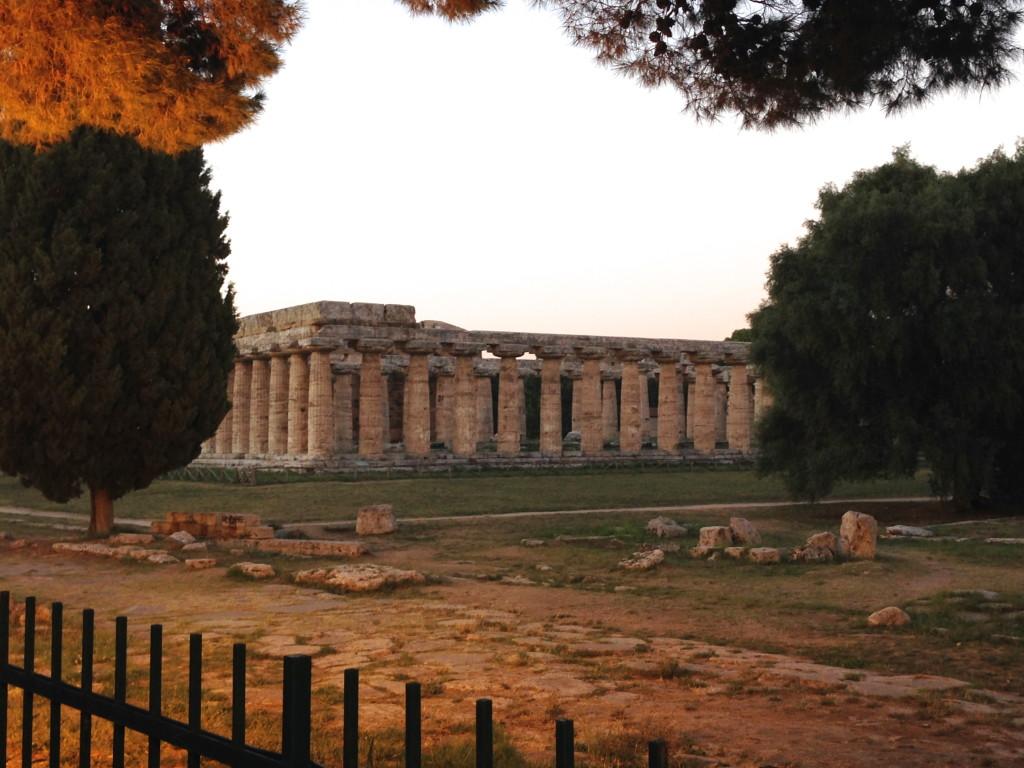 Tempio di Nettuno Paestum