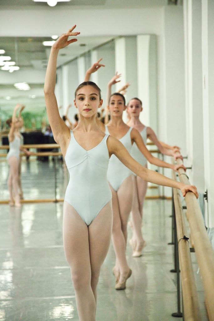 Scuola di ballo prove e lezione